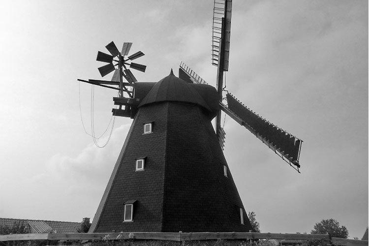Mühle Paula in Steinhude