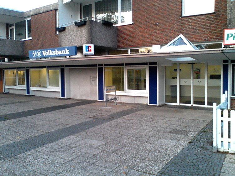 Ehemalige Volksbank am Barneplatz | Bild: Daniel Schneider