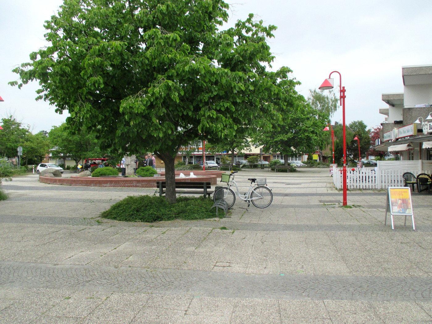 Photo of Es wird konkreter am Barneplatz