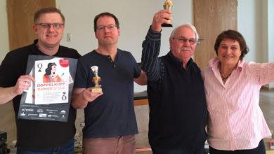 Bild von Sieger beim 4. Steinhuder Doppelkopf-Pokal stehen fest