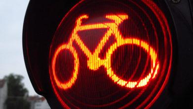 Bild von Radfahrer mit 3,58 Promille unterwegs