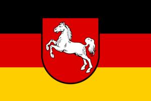 Das Wunstorfer und das niedersächsische Wappen stammen von ein und demselben Heraldiker