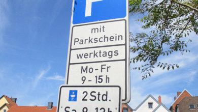 """Bild von Verwirrung am Parkplatz """"Alter Markt"""" beseitigt"""