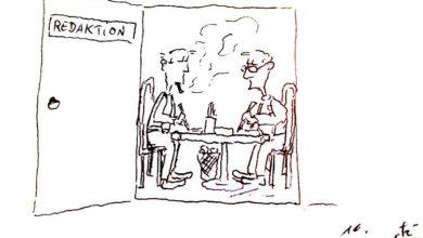 Bild von Moderner Redaktionsalltag