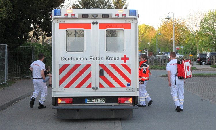 Symbolbild: Rettungsdienst Schaumburg im Einsatz | Bild: Daniel Schneider