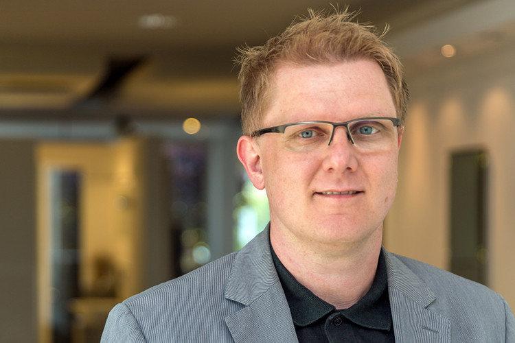 Thorben Rump, Pressesprecher der Bürgerinitiative Pro Steinhuder Schulen
