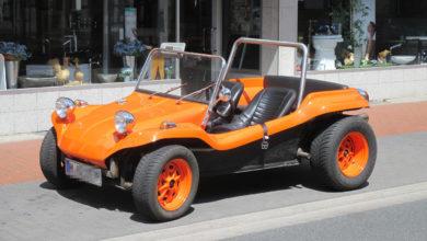 Bild von Ein Cabrio der besonderen Art