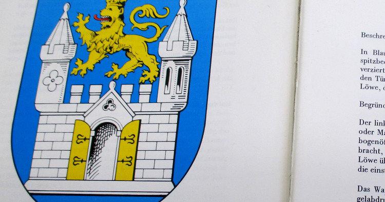 Das Wunstorfer Wappen ab 1957