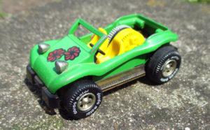 Darda-Spielzeugauto nach Vorlage der VW Buggys | Foto: Daniel Schneider