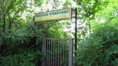 Bild von Das alte Wunstorfer Freibad