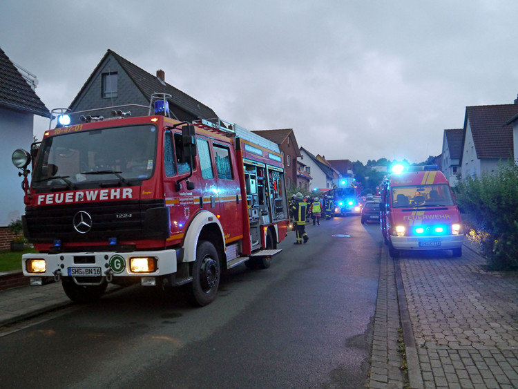 Photo of Feuer in Einfamilienhaus