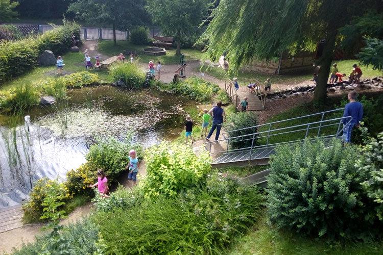 Wasserpark Steinhude
