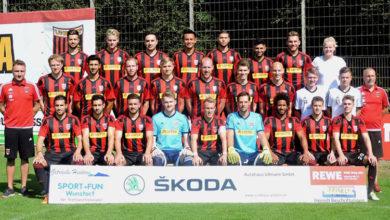 Bild von 1. FC Wunstorf behält seine lupenreine Weste