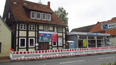 Bild von Fachwerkhaus verschwindet am Alten Markt
