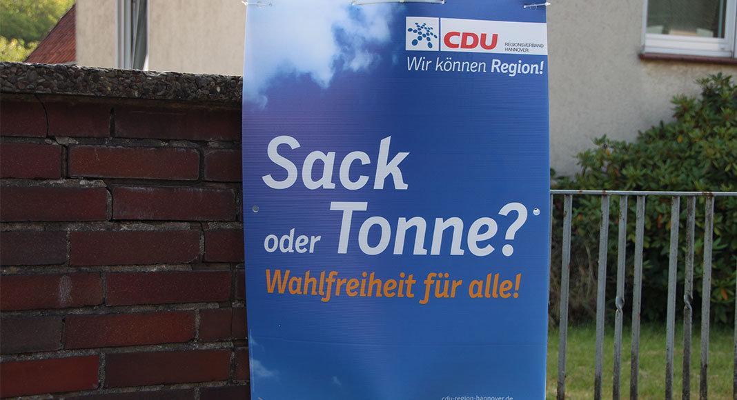 Photo of Wahlplakat-Potpourri zur Kommunalwahl 2016