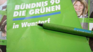 Bild von Wunstorfer Grüne zu Besuch im Bundestag