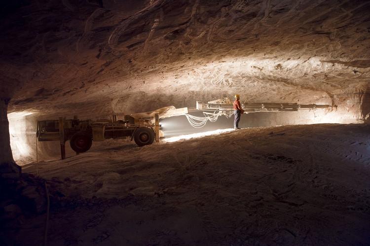 Kalisalzgewinnung im Bergwerk | Foto: K+S Aktiengesellschaft