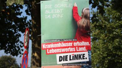 Bild von Treffen der Linkspartei Neustadt/Wunstorf