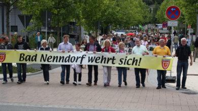 Bild von Bad Nenndorf bekommt das Bundesverdienstkreuz