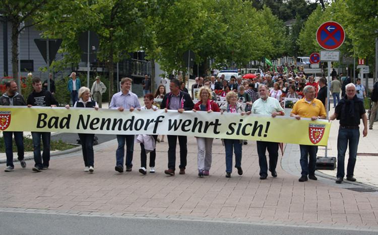 Ganz Nenndorf scheint wieder auf den Beinen | Foto: Daniel Schneider