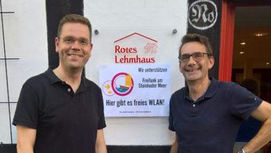 Bild von Gratis-WLAN für Wunstorf schon jetzt