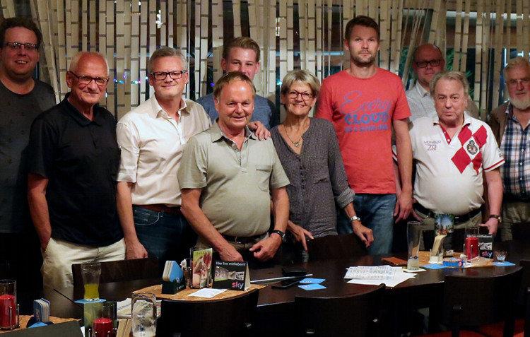 FDP-Mitgliederversammlung (nicht im Bild Ratsherr Rump, der via Telefonkonferenz teilnahm) | Foto: privat