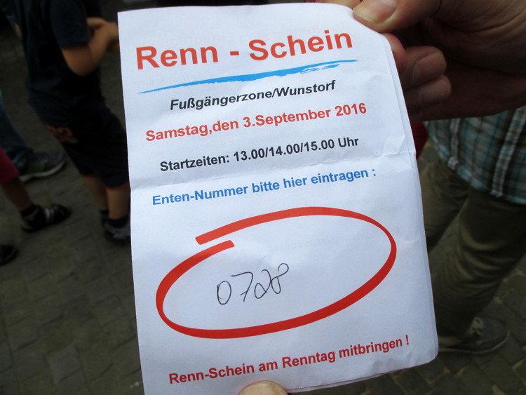 Keine 0815-Enten | Foto: Daniel Schneider