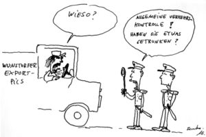 cartoon-polizeikontrolle