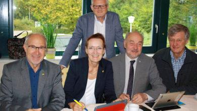 Bild von FDP-Fraktion der Region Hannover konstituiert sich