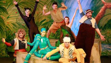 """Bild von """"Dschungelbuch – das Musical"""" im Stadttheater"""