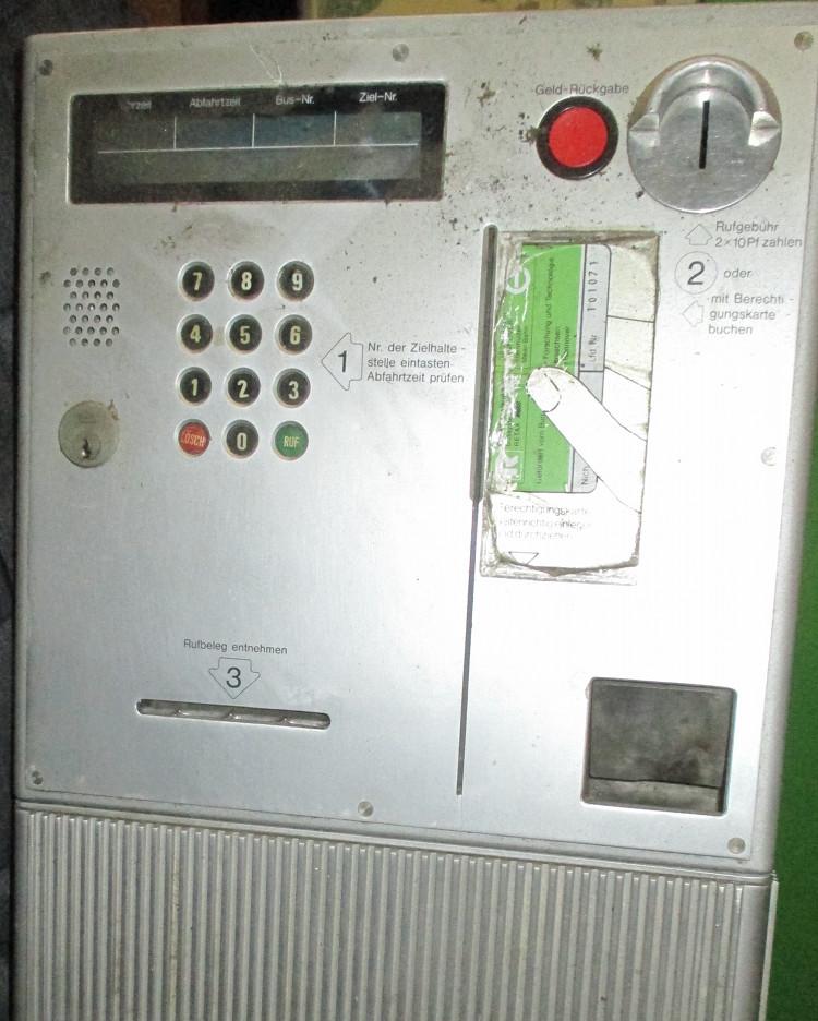 r bus automat