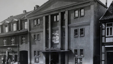 Bild von Heidi und Peter im Stadttheater