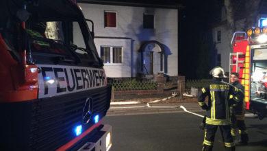 Bild von Evakuierung zweier Häuser in Wunstorf