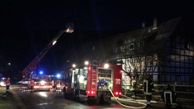 Bild von Rauchmelder verhindern Schlimmeres bei Wohnungsbrand
