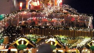 Bild von Weihnachtsmärkte und Adventsbasare in der Region