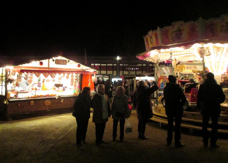Weihnachtsmarkt | Foto: Daniel Schneider