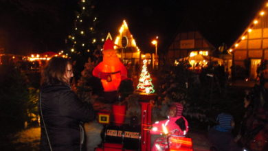 Photo of Das war der Weihnachtsmarkt in Steinhude