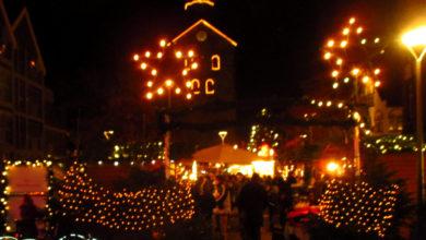 Bild von Impressionen vom Wunstorfer Weihnachtsmarkt 2016
