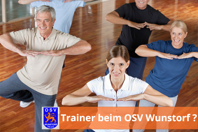 Der OSV Wunstorf sucht Trainer