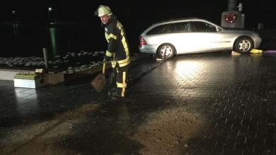 Bild von Der Eisregen und die Folgen in Wunstorf