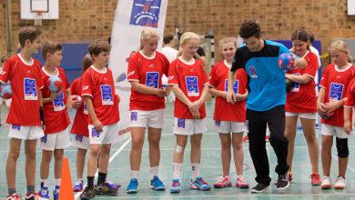 Bild von Handballschule der GIW Meerhandball