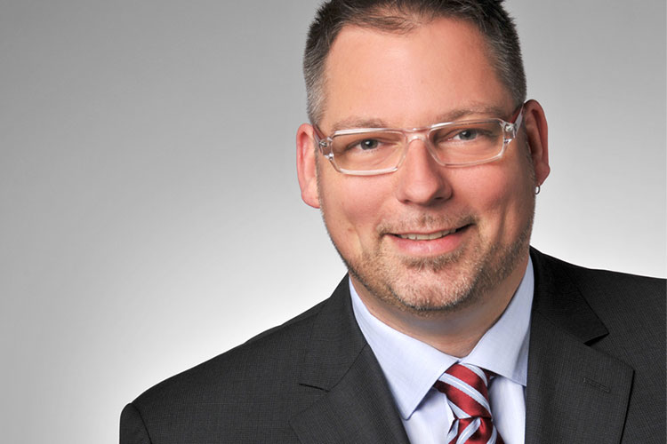 Dr. Mark Helten leitet Wunstorfer Fachklinik für Gerontopsychiatrie. | Foto: KRH Klinikum Region Hannover