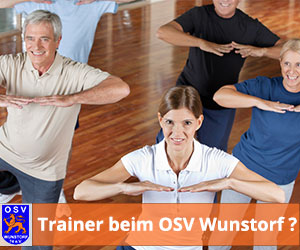 Trainer beim OSV Wunstorf