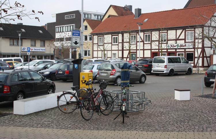 parkplatz alter markt