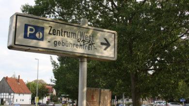 Bild von Wunstorf und die fehlenden Parkplätze