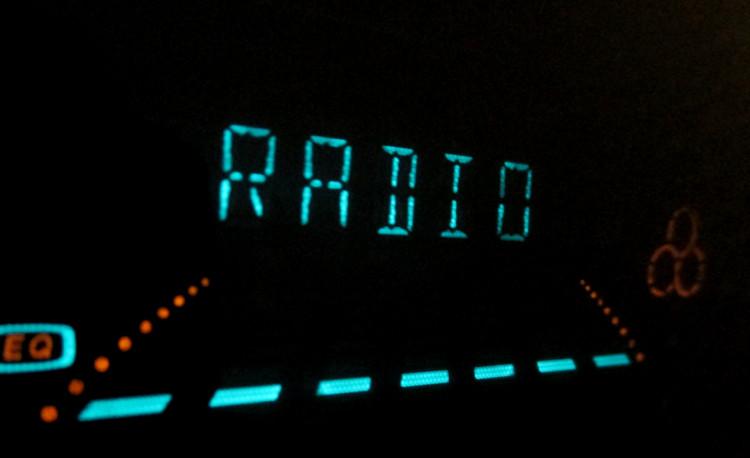 radiodisplay stereoanlage