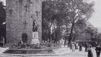 Bild von Germaniadenkmal vor der Stadtkirche