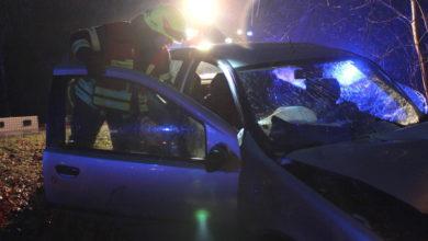Bild von Schwerer Verkehrsunfall in Sachsenhagen
