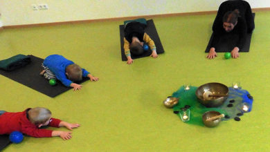 Photo of Yoga im Kindergarten