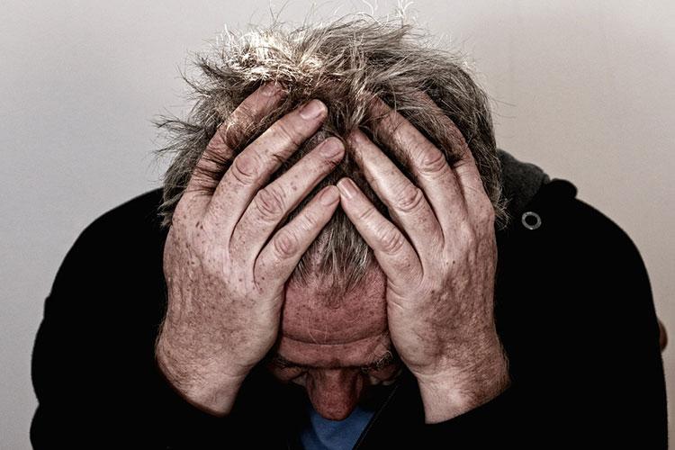 Burnout ist keine Modeerscheinung, sondern ein Phänomen, das nicht nur Berufstätige, sondern z. B. auch Schüler trifft. | Symbolbild: privat
